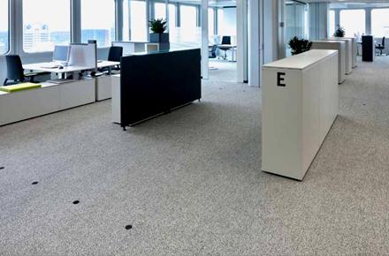 Cómo superar el sonido en las oficinas modernas